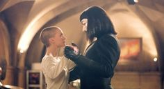 V for Vendetta- Don't trust any government is the moral to this story.