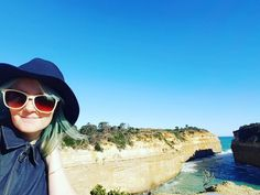 Driving the Great Ocean Road - Loch Ard Gorge #greatoceanroad #melbourne #victoria #australia #tourist #sightseeing #touring #me #selfie #sea #ocean #cliffs #gorge #lochardgorge by meekantler