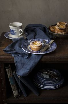 The Little Corner, still life. Food Photography Styling, Food Styling, Life Photography, Pantone, Little Corner, V60 Coffee, Sweet Recipes, Tea Time, Blueberry