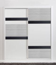 Nuevo modelo de puertas deslizantes de armarios vifren mod - Armario 150 puertas correderas ...