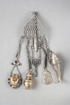 Chatelaine Artist/maker unknown, Continental 18th century?