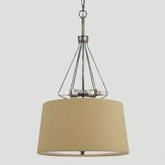 One of my favorite discoveries at WorldMarket.com: Philipa Pendant Lamp