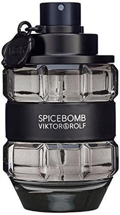 Viktor & Rolf Spicebomb Eau De Toilette Spray for Men, like the name suggests, spicy and wicked. if you don't have this yet, log outta here and get it NOW! Proud owner of two flanks😇 Aftershave, Parfum Chic, Best Mens Cologne, Viktor Rolf, Best Fragrances, Best Perfume, Men's Grooming, Smell Good, Perfume Bottles
