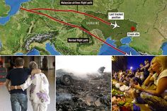 Malaysia Airlines plane crash: Why was flight MH17 over one of world's most dangerous areas?