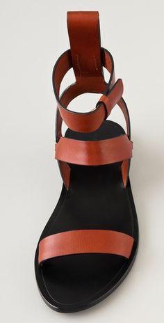 Alexander Wang    Annette Flat Sandals