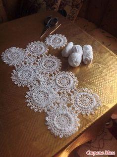 Los motivos moldes crochet