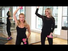 Tracy Anderson - Gwyneth Paltrow's Workout - YouTube