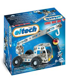 Take a look at this Basic Cranes Construction Set by Eitech on #zulily today! $22 !!