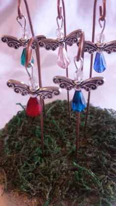 Check out this item in my Etsy shop https://www.etsy.com/listing/231230946/miniature-fairy-garden-fairy