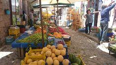 Cunda pazar yeri