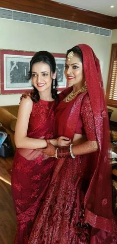 Sanaya the gorgeous Bride's maid Such a Lovely pic of Sanz & DD