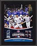 Addison Russell Chicago Cubs Plaque