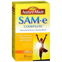 SAM-e COMPLETE  Dietary Supplement, Enteric Coated Tablets #happyhealthy