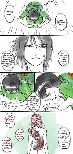 A Gentle Person Pt. 4 by Yui-Sakaino.deviantart.com on @deviantART