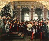 The Proclamation of the German Kaiser of Anton Alexander von Werner