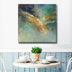 Ocean Sea Wave Stretched Canvas Print Framed Wall Art Home Office Decor A355