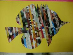 Abstract Magazine Animals by Mr. MintArt