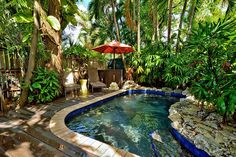 """Coconut Cabana"" Old Town Tropical Bungalow - VRBO"