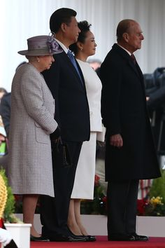 Queen Elizabeth II and Prince Philip Photos - State Visit of the President of the People's Republic of China - Day 2 - Zimbio