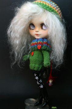 Blythe Doll by Ada