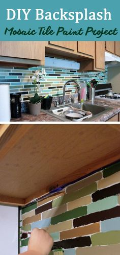 20+ Nice Kitchen Backsplash Ideas