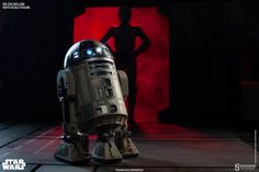 Sixth Scale Figure - R2-D2 Deluxe #2172