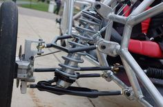 Picture of FRONT SUSPENSION