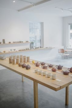Song Tea and Ceramics in San Francisco