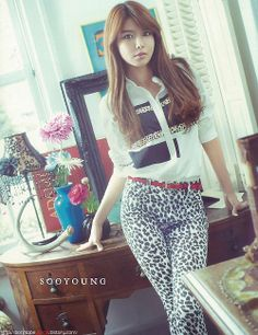 SOOYOUNG #SNSD ★ GIRL GENERATION // SONE NOTE