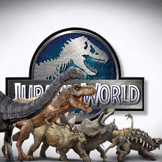 Jurassic World - Jurassic World 2015, Jurassic World Dinosaurs, Jurassic World Fallen Kingdom, Jurassic Park Party, Jurassic Park Series, Dinosaur Party, Dinosaur Birthday, Michael Crichton, Jurassic Movies
