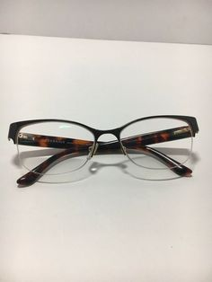 f5466dfe4f299 Gianni Versace Eyeglasses Mod.1222 1344 53-17-140mm Tortiose Italy Frame   fashion  clothing  shoes  accessories  unisexclothingshoesaccs   unisexaccessories ...
