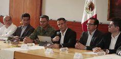 El Gobernador de Oaxaca hizo un llamado a los partidos políticos a conducirse en el marco de la legalidad y garantizar el éxito de esta jornada histórica; al tiempo de invitar a la ciudadanía para que este 01 de julio ejerza su voto de manera libre, secreta y responsable