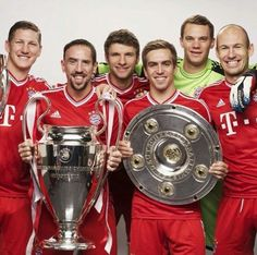The best football club at the moment #BayernMunich
