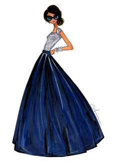 anum tariq illustrations| Be Inspirational❥|Mz. Manerz: Being well dressed is a beautiful form of confidence, happiness & politeness