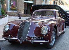 Alfa Romeo 6C 2500 SS TIPO 256 Touring