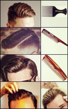 Ways to Stimulate Hair Growth Naturally Hairstyles Haircuts, Haircuts For Men, Cool Hairstyles, Mens Hairstyles Round Face, Classic Mens Hairstyles, Hair And Beard Styles, Short Hair Styles, 60s Hair, Men's Hair