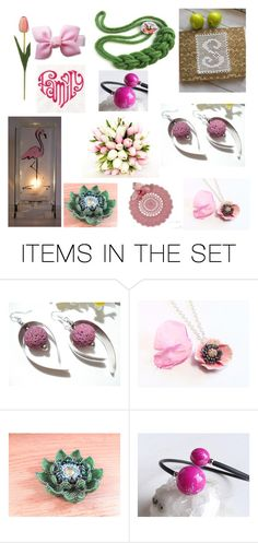 Colorful handmade gifts by glowblocks on Polyvore featuring art