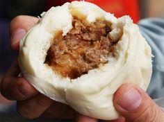 台湾人が「台北でいちばん美味しい」と絶賛する肉まんが絶品 / 炒口四神湯
