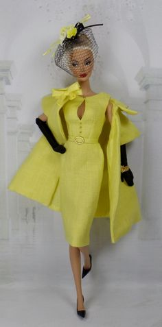 1/6 scale | Matisse Fashions and Doll Patterns