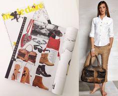 March'15 #MarieClaireItalia #accessories - #ss15 #bag #danieladallavalle