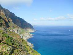 Chapman's Peak Drive - Cap de Bonne-Espérance - Cape Town - Afrique du Sud