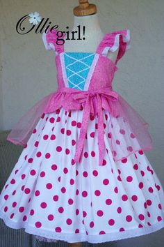 Peep Dresses