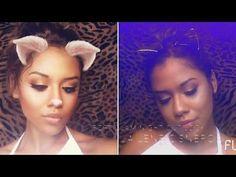 Soft Glam Makeup tutorial by jailene cisneros http://makeup-project.ru/2017/07/17/soft-glam-makeup-tutorial-by-jailene-cisneros/