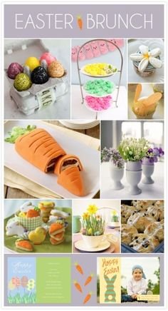 60 Easter food ideas!