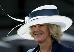 Camilla verslaafd aan kookprogramma van zoon