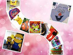 O noua surpriza isi face loc la petreceri, in special la petrecerile copiilor. Pentru petrecerea copiilor, pinata poate reprezenta personaje Disney: Mickey si Minnie Mouse, Hello Kitty, personajele din Frozen sau super eroi din desenele animate. Pe langa fericirea de a avea personajul preferat la petrecere, copiii se vor bucura de jocul cu pinata si cel mai mult de dulciurile si cadourile ce vor umple pinata. 0762649069