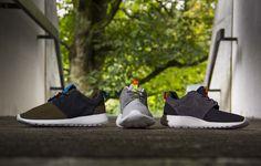 Nike Roshe Run | Perforated Swoosh Pack