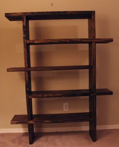 bookshelf from www.carpenterjames.com
