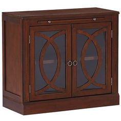 Ashok Cabinet Brown | Traditional, Hallways and Hardware