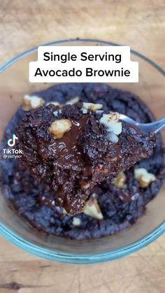 Vegan Sweets, Healthy Dessert Recipes, Vegan Snacks, Healthy Baking, Vegan Desserts, Healthy Desserts, Vegan Recipes, Snack Recipes, Cooking Recipes